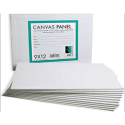 artist canvas panels and artist canvas boards