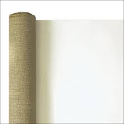 Primed Linen Canvas Roll